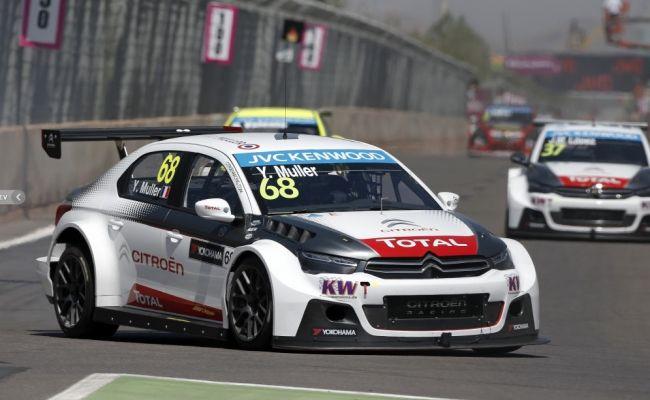 Wtcc, marrakech, racing,